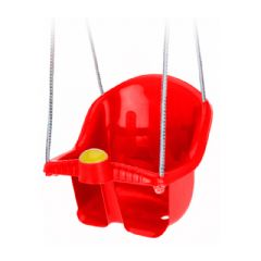 Greenfingers Childrens Swing - Red