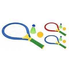 Greenfingers Garden Tennis Set - 4 Piece Set