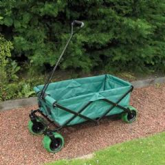 Kingfisher Folding Garden Cart