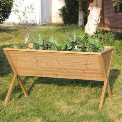 Kingfisher Raised Grow Trough