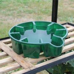 Image of Haxnicks Water Saucer - Green