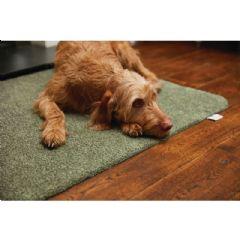 Image of Hug Rug Indoor Doormat - Sage Green - 80cm x 100cm