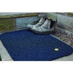 Image of Hug Rug Outdoor Doormat - Charcoal - 60cm x 80cm