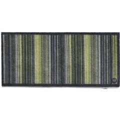 Image of Hug Rug Indoor Runner - Green Stripe - 65cm x 150cm
