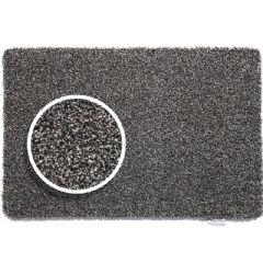 Image of Hug Rug Indoor Doormat - Plain Slate - 50cm x 75cm