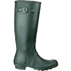 Image of Cotswold Sandringham Wellington Boot - Green - Size 7