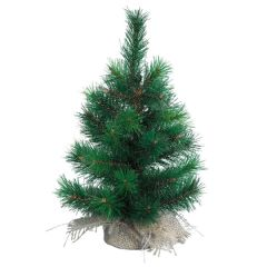Image of Kaemingk Vancouver Mini Tree - Green - 60cm