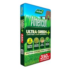 Image of Aftercut Ultra Green Plus Lawn Feed Bag - 350m2
