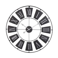 Image of Ellister Large Wall Clock - 70cm