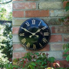 Image of Smart Garden 12 Westminster Tower Clock - Black