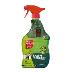 Bayer Lawn Weedkiller 750ml Ready To Use