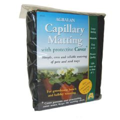 Image of Agralan Capillary Matting 2.4m x 0.53m plus Protective Cover