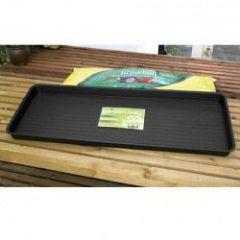 Garland Grow Bag Tray Black - 117 x 45cm