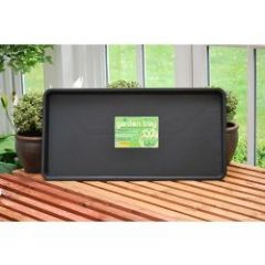 Garland Maxi Garden Tray Black - 79 x 40cm