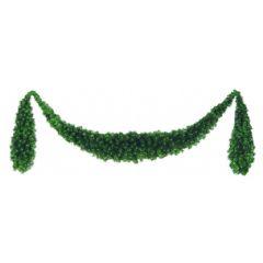 Kaemingk Christmas Swag Garland With Tassles 180cm x 60cm