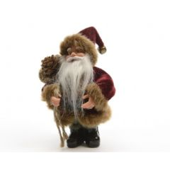 Kaemingk Santa Figurine - 13cm