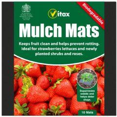 Vitax Mulch Mats Pack 10