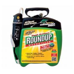 Roundup Fast Action Pump N Go Weed Killer RTU - 5L