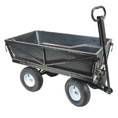 Handy Multi-Purpose Garden Cart