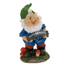Greenfingers Garden Gnome - Large