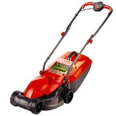 Flymo Visimo Electric Lawnmower - 1200W/32cm