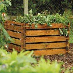 FSC Wooden Compost Bin - 450 Litres