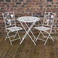 Greenfingers Ornate 70cm 2 Seater Patio Set