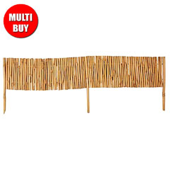 Natural Bamboo Hurdle 4 x 1.2M Multi-Buy