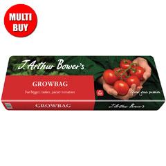 J.Arthur Bowers Growbag 4 x 33litres Multi-Buy