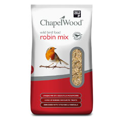 Chapelwood Finest Robin Food 1kg