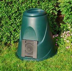 Garden Compost Bin - 330 Litres