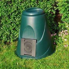 Green Garden Compost Bin - 220 Litres