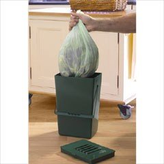 Biodegradable 9L Compost Caddy Bags - roll of 20