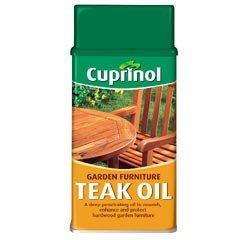 Cuprinol Teak Oil 500ml