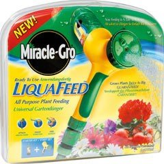 Miracle-Gro Liquafeeder All Purpose Plant Food Starter Kit