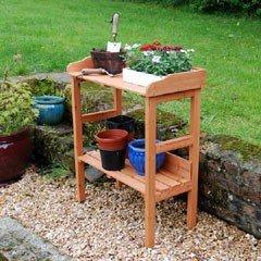 Terra FSC Fir Potting Table