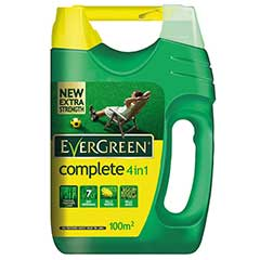 Evergreen Complete 4-in-1 Lawn Care - 100m