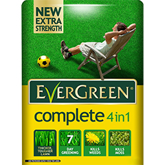 Evergreen Complete 4-in-1 Lawn Care - 360m