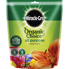 Miracle-Gro Organic Choice All Purpose Plant Food 1.5kg
