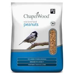 Chapelwood Premium Peanuts 12.75kg