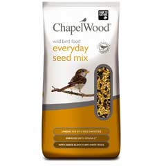 Chapelwood Everyday Wild Bird Seed Mix 1kg