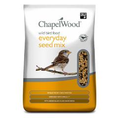 Chapelwood Premium Wild Bird  Seed Mix 2kg