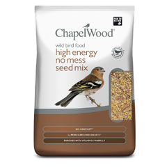 Chapelwood High Energy No Mess Seed 5kg
