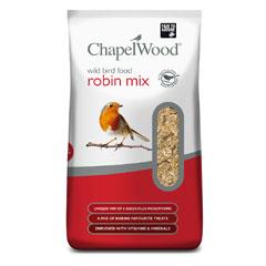 Chapelwood Finest Robin Food 2kg