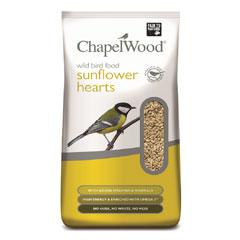 Chapelwood Premium Sunflower Hearts 0.9kg