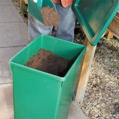 Greenhouse Bin Seat
