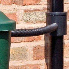 Water Butt Rain Diverter Kit - 3m Hose