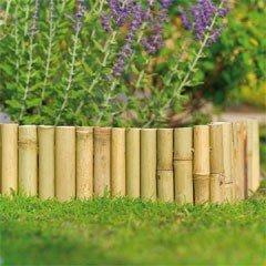 Gardman Bamboo Edging 1m x 30cm