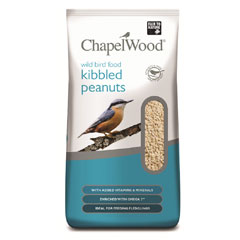 Chapelwood Premium Kibbled Peanuts 1kg