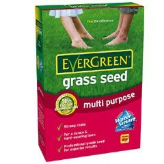 Evergreen Multi Purpose Lawn Seed - 1.6kg